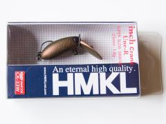 inch Crank Une-R (25mm/1.8g) ALL BROWN